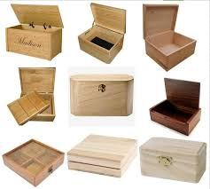 sale factory supply wooden packing box wooden storage box