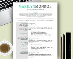 Modern Resume Template Word Creative Free Resume Templates Free Modern Cv Template 28 Minimal
