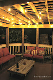 Cheap Patio String Lights The Best Outdoor Lights From Thrifty Decor