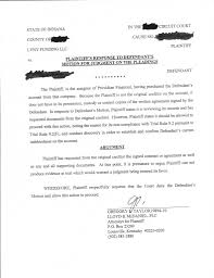 lvnv defendant response to request to admissions how to win a