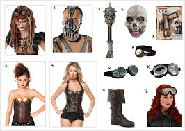 Mad Max Halloween Costume Mad Max Costume Accessories Madmax Costumes Postapocalypse