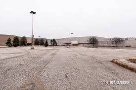 randall park mall abandoned by sherman cahal