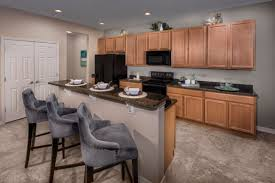 kitchen layout trends you can find inside new homes in tampa