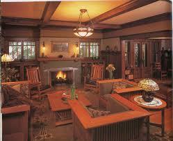 craftsman living room craftsman interiors pinterest