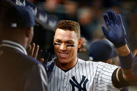 Aaron Judge Joins An Exclusive Club Of Yankees All Stars Pinstripe - aaron judge avoids ter trouble from mlb after pitching manny