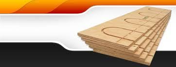 radiant heat hardwood floors flooring design