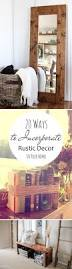 homemade europe diy design genius best 25 rustic home decorating ideas on pinterest rustic