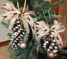 reserved custom order 10 pine cone ornaments pinecone