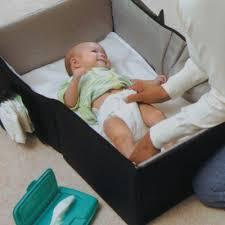 eddie bauer infant travel bed images
