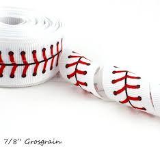 baseball ribbon baseball grosgrain ribbon 28 best baseball images on