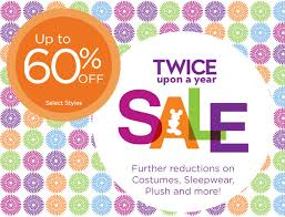 save 60 during upon a year sale at disney store