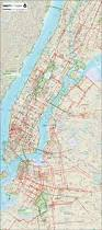 New York Metro Station Map by Map Of Nyc Bike Paths Bike Routes Bike Stations