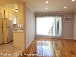 Laminate Flooring Mansfield Apartment Unit 8 At 1421 N Mansfield Avenue Los Angeles Ca 90028