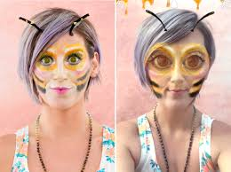 Gypsy Makeup Tutorial Halloween by Bring The Snapchat Bee Filter To Life With This Halloween Makeup