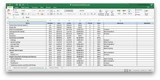 how to export project data to ms excel worksheet how to track