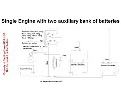 marine dual battery switch wiring diagram dolgular com