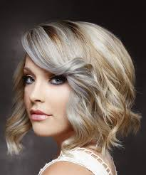 short hairstyles with center part and bangs medium hairstyles and haircuts for women in 2018