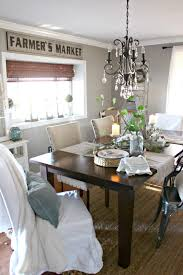 dining room winter decor the glam farmhouse