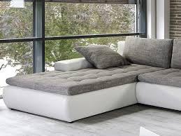 sofa grau weiãÿ grau weiß fantastisch schlafsofa 18993 haus ideen galerie