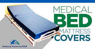 the importance of replacing damaged medical bed mattress covers