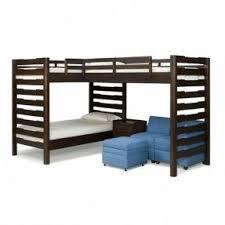 corner loft bunk beds foter