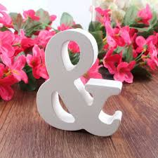 1 set vintage mr u0026 mrs wooden letters for wedding decoration sign
