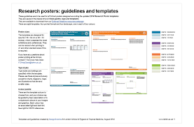 design science research poster template redesign for london