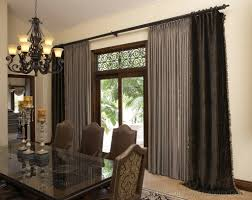 formal dining room window treatments extra long twin duvet covers extra long curtains pinterest