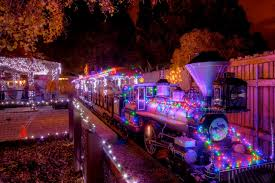 christmas train rides in san francisco bay area