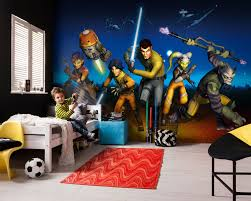 wall mural star wars rebels run