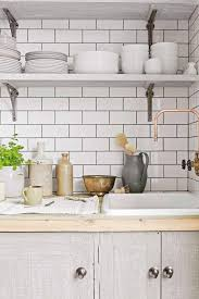 kitchen display ideas open wall shelving units small shelf decorative kitchen shelves