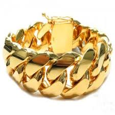gold man bracelet images Men gold bracelet brick city gold jpg
