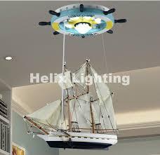 Ship Light Fixture New Arrival Children Boat Pendant L Modern Rubber Design
