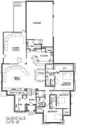 House Plans 2500 Square Feet Craftsman Style House Plan 3 Beds 3 Baths 2500 Sq Ft Plan 141