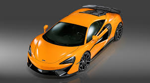 orange mclaren rear novitec refines the sports series from mclaren pfaff tuning