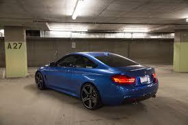 bmw 435i m sport coupe bmw 435i coupe m sport estoril blue