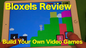 bloxels review build your own video games with blocks we take