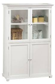 Tall Bathroom Storage Cabinets With Doors by Tall White Bathroom Storage Cabinet Bathroom Storage Cabinets