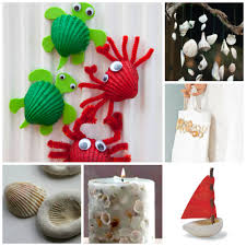 over 20 shell craft ideas red ted arts blog the sea video loversiq