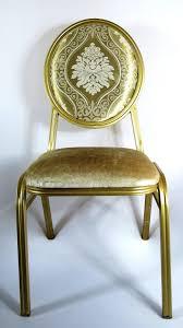 chaise dorée chaise royale dorée options location au maroc
