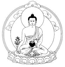 Hindu Mythology Buddha 15 Gods And Goddesses Printable Buddhist Coloring Pages