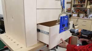 kreg cabinet hardware jig table saw cabinet diy storage fixthisbuildthat