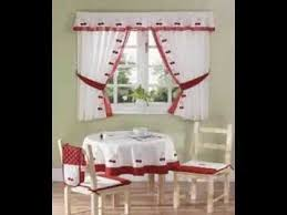 kitchen curtains design decorating ideas youtube