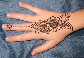 72 stylish heena tattoos on finger