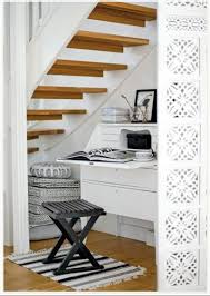interior ivory stairs case ideas feature wooden stairs