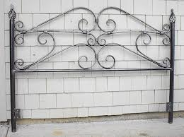 Diy Metal Headboard Perfect Wrought Iron Headboards Queen Size 28 With Additional