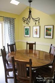Dining Room Makeover REVEAL Designer Trapped - Dining room makeover