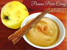 comment cuisiner le coing compote d automne pomme poire coing à la cannelle une recette de