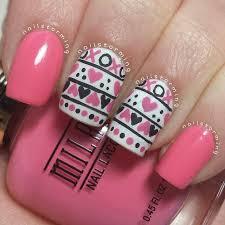 best 25 valentine nail designs ideas only on pinterest