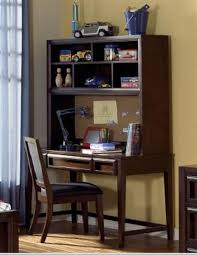 Cherry Computer Desk Hutch Best 25 Cherry Desk Ideas On Pinterest Library Shelves